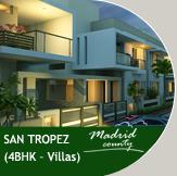 4BHK Villas Vadodara- San Tropez