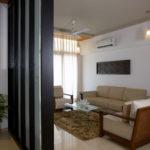 La Habitat Sample living room