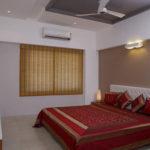 La Habitat Sample house room