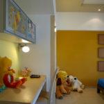 La Habitat sample house kids room interior design