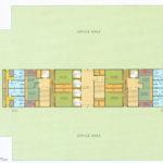 Chennai IT Park office area plan