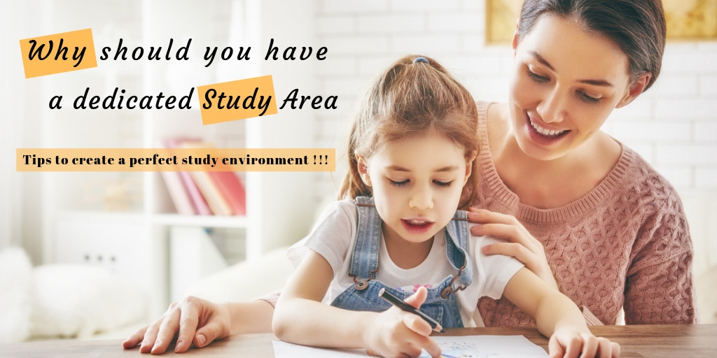 dedicates space for study, study room, living room, home decor, children room, bed room